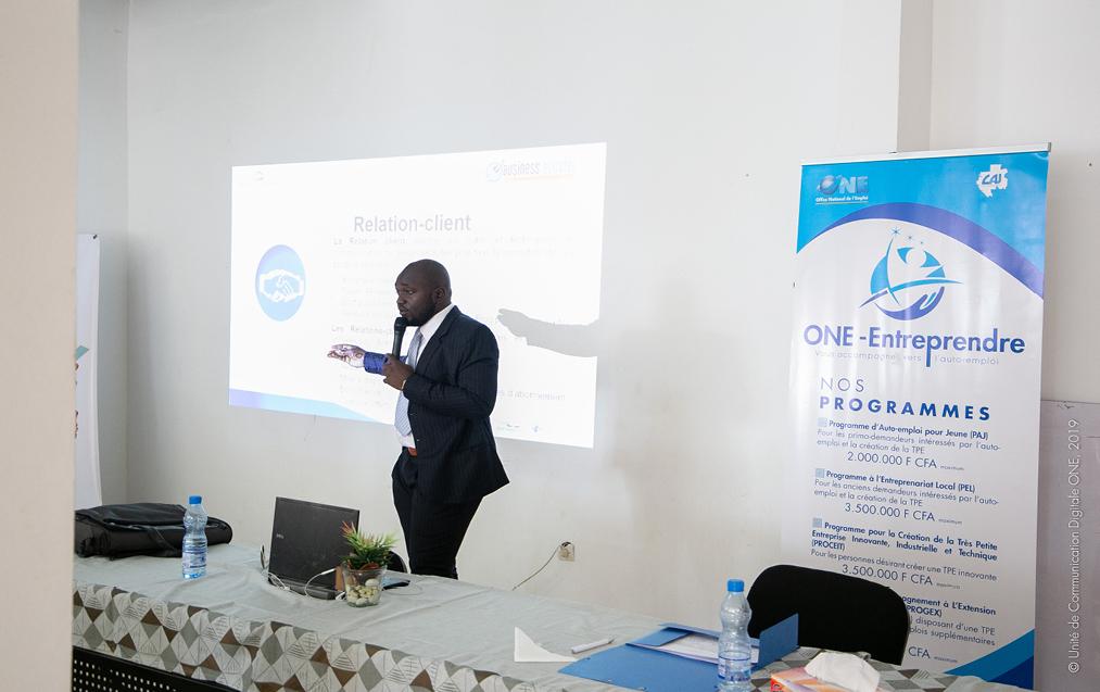 L'ONE offre une formation en Business Plan à plus de 200 porteurs de projet